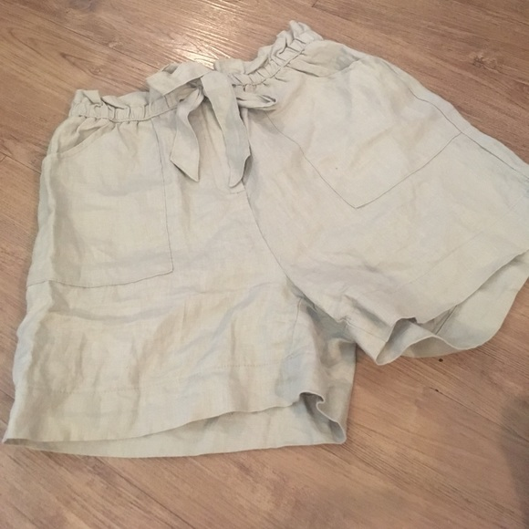 Cynthia Rowley Pants - Cynthia Rowley bucket shorts