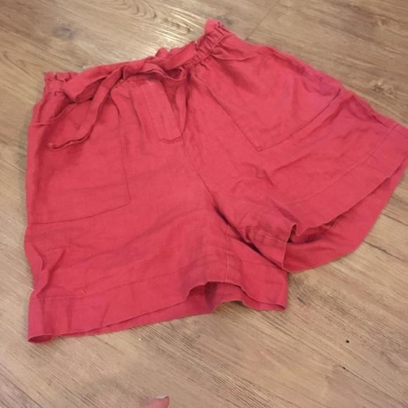 Kenar Pants - Rust bucket shorts