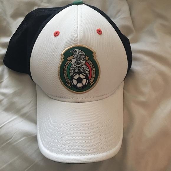 75910852 adidas Accessories | Mexico Hat | Poshmark