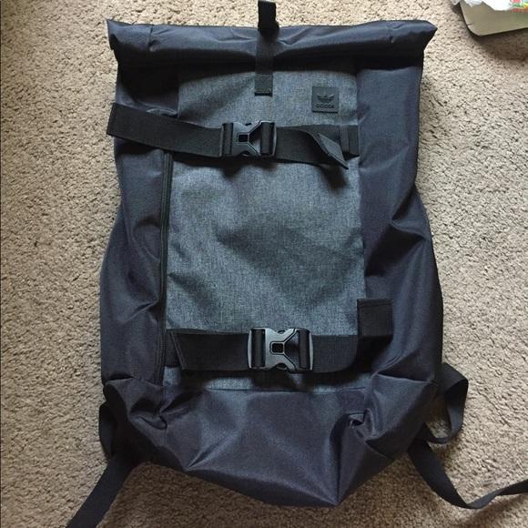 315e9d121d adidas Handbags - Adidas Originals Roll Top Backpack