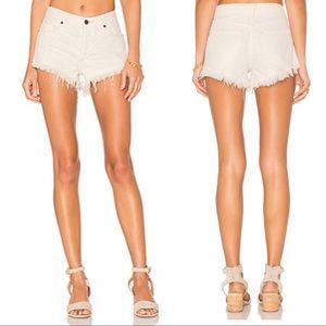 🆕We The Free Denim Cutoff Shorts