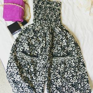 Dresses & Skirts - Ethnic pure cotton jumpsuit