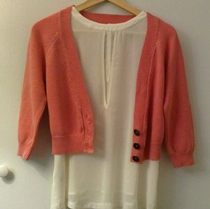 👋 Closing today!!Mango Cardigan