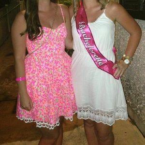 Lilly Pulitzer Fiesta Pink Macauley Dress