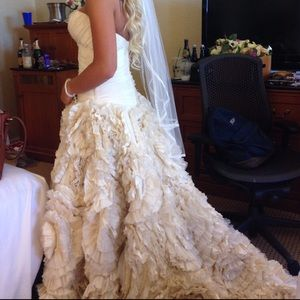 Watters Adelaide Wedding Gown size 6