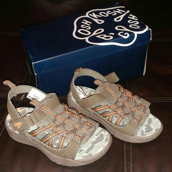 bcf4cae32a4e43 Osh kosh b gosh toddler athletic sandals