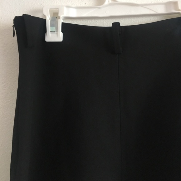 zara zara belted midi circle high waisted skirt