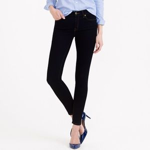 J. Crew Ever Stretch Toothpick Jean in Resin