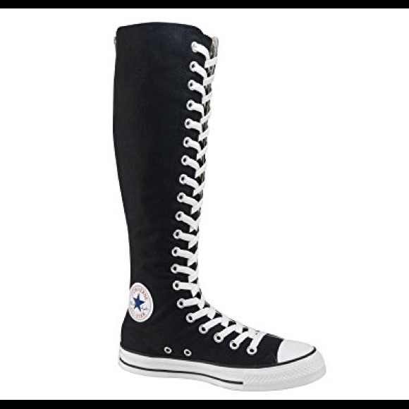 34d8e881d98 Converse Shoes - Converse Chuck Taylor All Star Thigh-High Sneakers