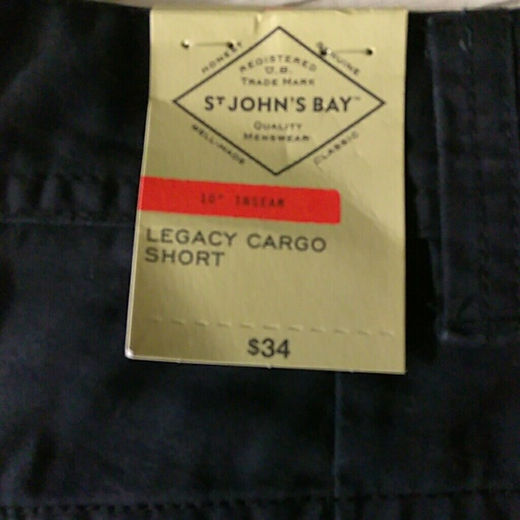 b5f2bebb3 St. John's Bay shorts NWT