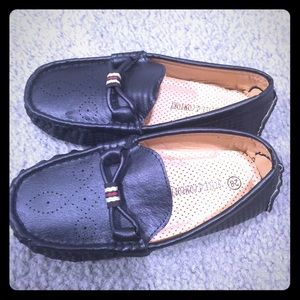 Other - It is cute boys stylish moccasin shoes size 26