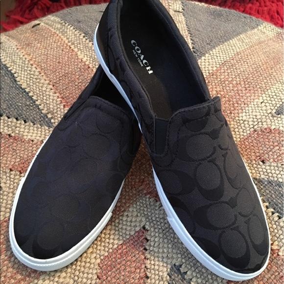 Coach Shoes | Coach Womens Slip On