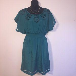 NWOT Forever 21 Green Dress