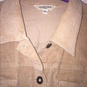 XL ST. Johns Bay corduroy jacket