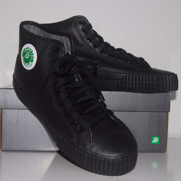 Black Shoes From The Sandlot
