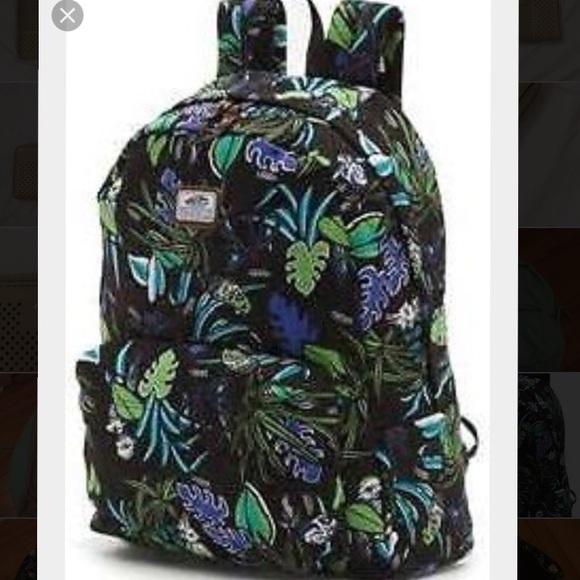 Vans tropical backpack. M 596ae029a88e7dc96c001796