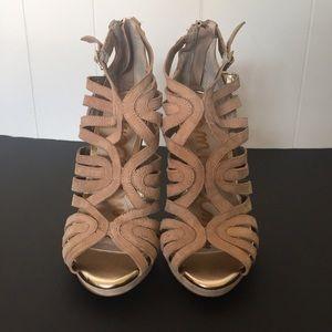 Sam Edelman 'Eve' caged sandal