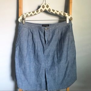 ✨BNWOT✨BANANA REPUBLIC Denim Jean Skirt