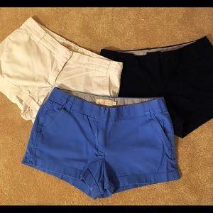 "3"" Chino shorts"