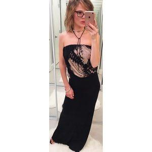 ➡Young Fabulous & Broke Sydney Strapless Dress⬅