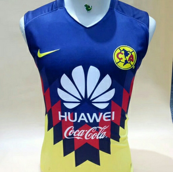 buy online 611a9 fae5f AGUILAS DEL AMERICA soccer Training jersey NWT