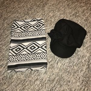 Other - hat & scarf combo