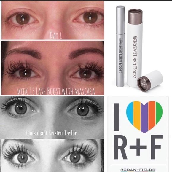 0ff43a4db65 rodan + fields Makeup | Nib Rodan Fields Lash Boost | Poshmark
