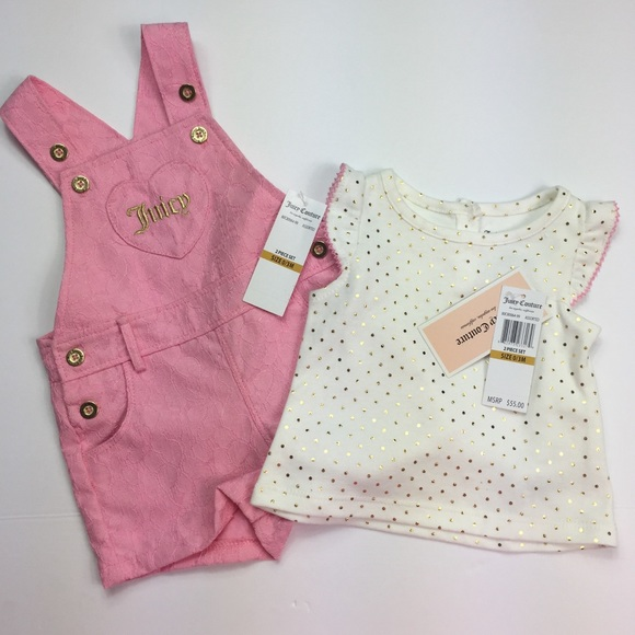 Juicy couture pink poker set
