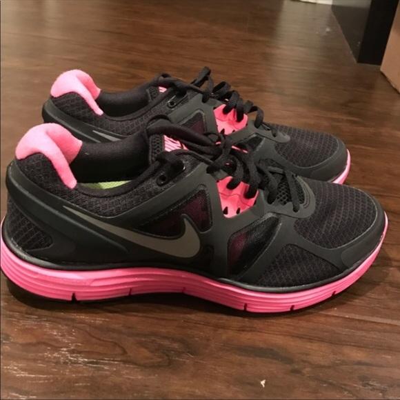 Nike Lunarglide 3 Black 59% off Nike Sh...