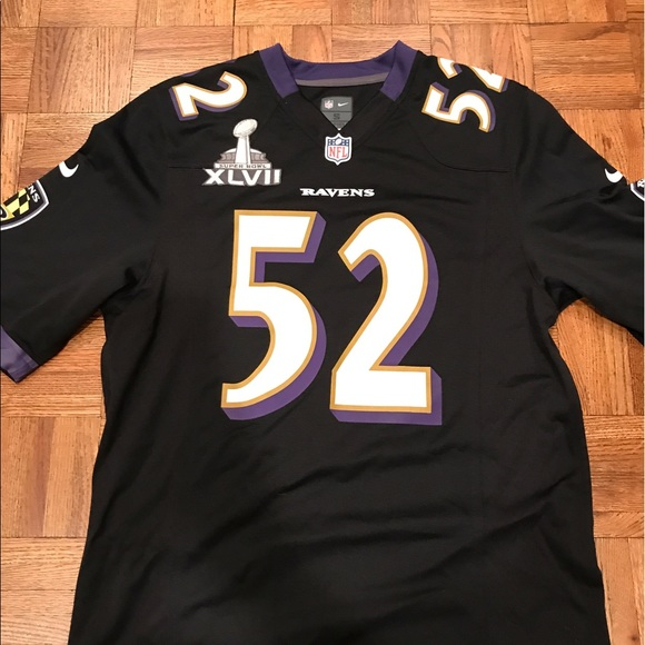 Baltimore Ravens Ray Lewis jersey Adult S