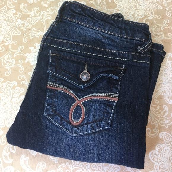 Rue 21 slim bootcut jeans