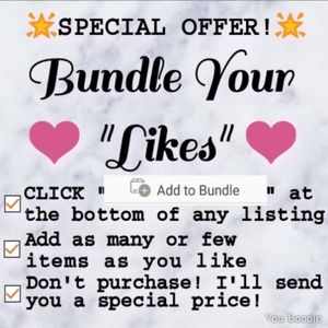 """Dresses & Skirts - """"BUNDLE"""" your """"LIKES"""" for a SPECIAL OFFER"""