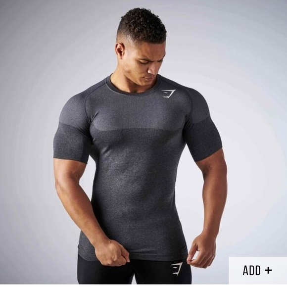 ffc4ff57a Gymshark Shirts | Phantom Seamless Tshirt | Poshmark