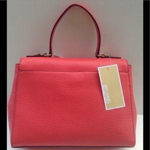 761b89dd103e Michael Kors Bags - New Michael Kors Callie Watermelon Satchel
