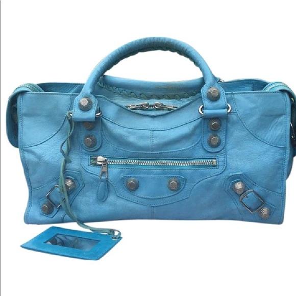 Balenciaga Handbags - 🎉BRST IN BAGS HP🎉BALENCIAGA PARIS 🎉CITY BAG