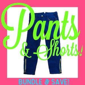 Pants - 20% Off 2 Item Bundles