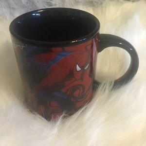Marvel venom Spider-Man mug