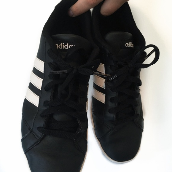 Vegan Leather Adidas Neo Sneaker
