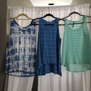 Tops - Sleeveless shirts (3)