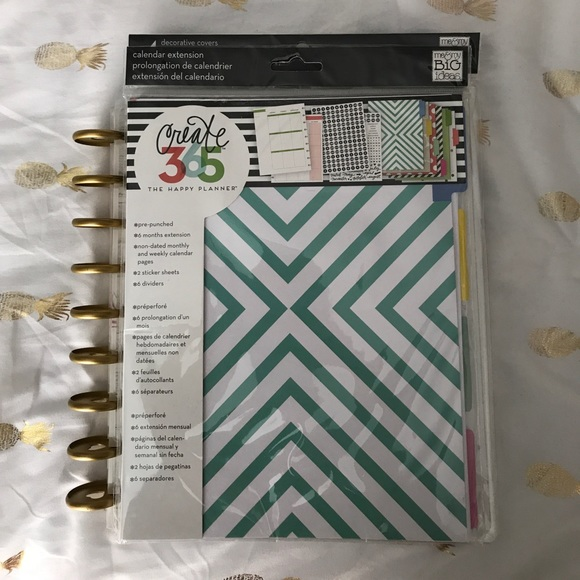 56 off create 365 accessories create 365 the happy for Happy planner accessories