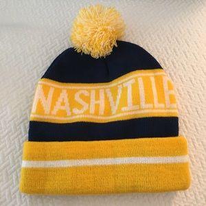 e051d0e95a4 NASHVILLE PREDATOR Accessories - NASHVILLE PREDATOR beanie hat