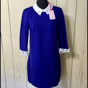 BNWT Ted Baker Lace Collar Tunic