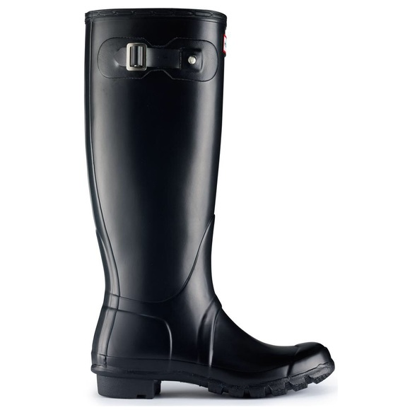 43 off hunter boots shoes hunter original tall black