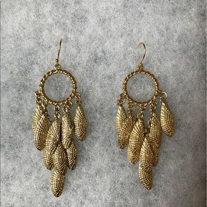 Lilly Pulitzer She Shells Dreamcatcher Earrings
