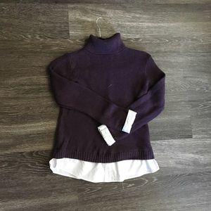 Vera Wang Turtleneck Sweater