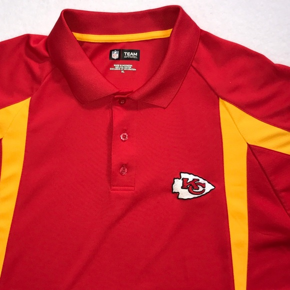 Chiefs Golf Chiefs Shirt Golf Shirt Chiefs Shirt Golf Chiefs