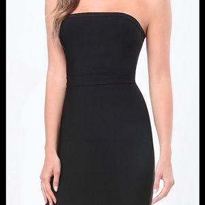 Bebe -FLASH SALE 1 HOUR-sexy little black dress 💕