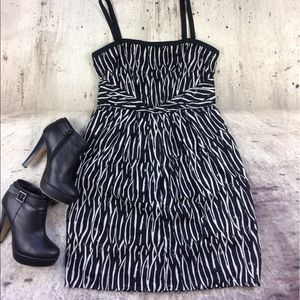 Loft beautiful printed dress