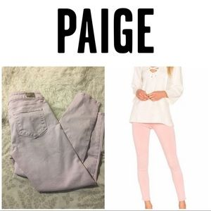 Paige skinny leggings
