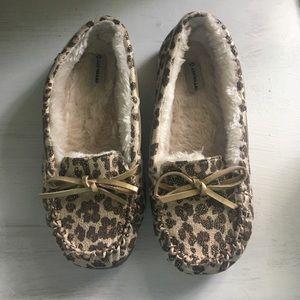 Airwalk Shoes   Leopard Moccasins